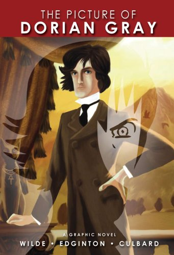 Character Design In The Picture Of Dorian Gray : Dorian gray the graphic novel