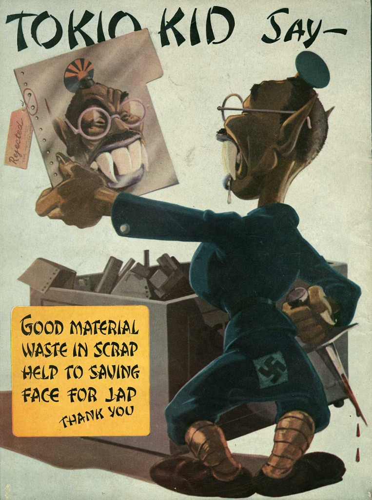 an overview of the wartime propaganda of world war one