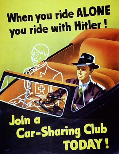 Old War Propaganda Posters