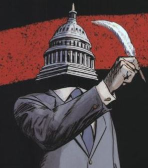 Legislative Branch The Graphic Novel