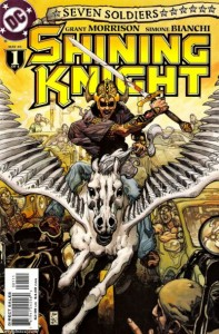 Shining Knight #1 by Grant Morrison
